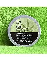 Body Shop Hemp Body Butter 1.69 Oz.