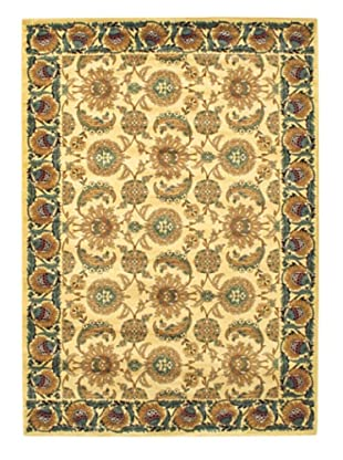 Jardiniere Rug, Light Yellow, 6' 7