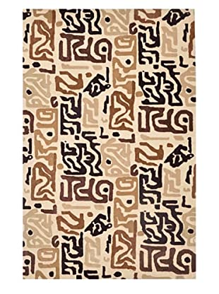 Jaipur Tiki Rug (Gold/Brown)