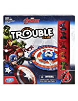 Marvel Avengers Trouble Game