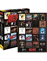 Aquarius AC DC Discography Puzzle (1000 Piece)
