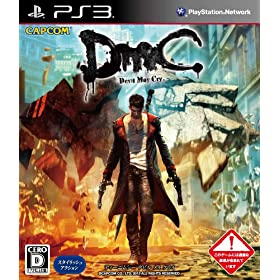 DmC Devil May Cry (�f�B�[�G���V�[ �f�r�� ���C �N���C)