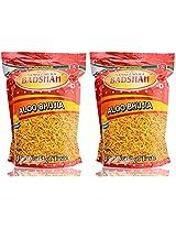 Badshah Aloo Bhujia, 400g (Pack of 2)
