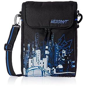 Wildcraft Messenger Bag-Blue