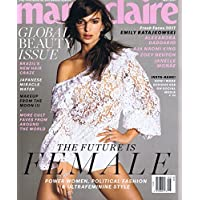 Marie Claire May 2017 小さい表紙画像