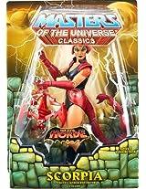 Masters Of The Universe Classics Scorpia The Evil Horde Figure Matty