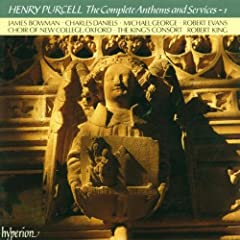 Purcell:Anthems+Services 1