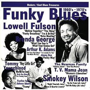 Funky Blues '60-'70