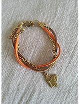 Knickknack Butterfly Charmed Bracelet