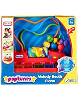 Little Tikes Pop Tunes Melody Beads Piano