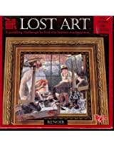 LOST ART - Renoir - A puzzling challenge to find the hidden masterpiece