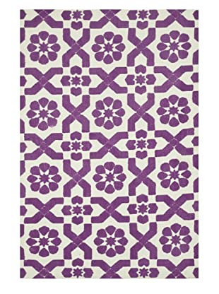 Loloi Rugs Piper Rug (Plum Fairies)
