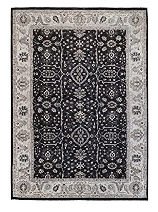 Kalaty One-of-a-Kind Pak Rug, Black, 9' 11
