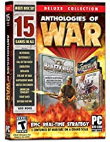 Anthologies of War: Deluxe Edition - 15 Games in All (PC)