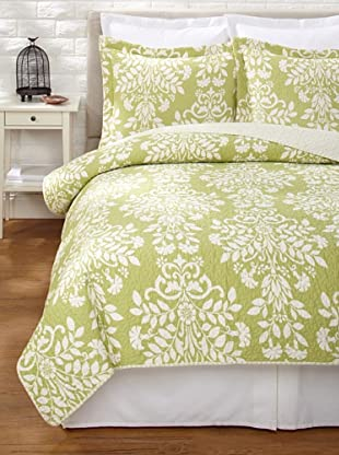 Laura Ashley Rowland Quilt Set