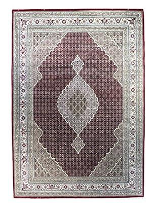Bashian Rugs Fine Indo-Tabriz Rug, Red, 8' 3