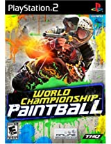 World Championship Paintball - PlayStation 2