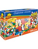 COBI Creative Power Freestyle Block Building Set, 500 Piece Set
