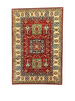 L'Eden del Tappeto Teppich Uzebekistan Super mehrfarbig 296t x t198 cm