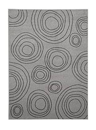 ABC Teppich Home grau 120 x 170 cm