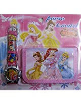 Barbie Watch and Wallet Set