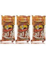 Badshah Coconut Lacha Cookies, 300g (Pack of 3)