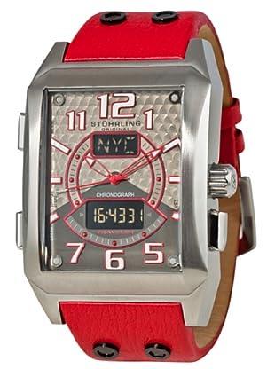 STÜRLING ORIGINAL 255B.3315H73 - Reloj de Caballero movimiento de cuarzo con correa de piel
