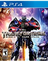 Transformers: Rise of the Dark Spark (PS4)