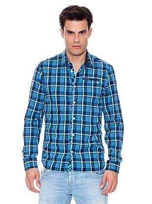 Pepe Jeans London Camisa Edgar (Azul)