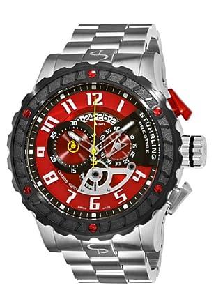 STÜRLING ORIGINAL 329.331140 - Reloj de Caballero movimiento de cuarzo con brazalete metálico