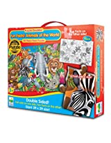 The Learning Journey Fun Facts! Animals of the World, Multi Color