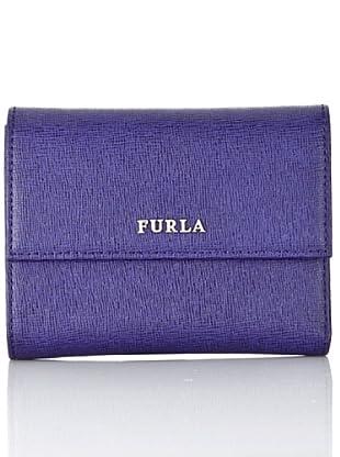 Furla Brieftasche Lettering Classic (Violett)
