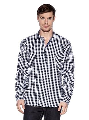 Tom Tailor Camisa Gorizia (Azul marino)