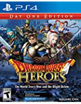 Dragon Quest Heroes: World Trees Woe & Blight Belo