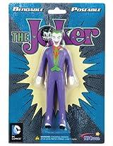 NJ Croce The Joker 5-Inch Bendable Figure