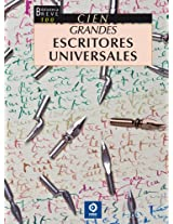 100 Grandes Escritores Universales / One Hundred Great Universal Writers (Biblioteca Breve 100)