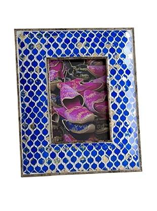 Shiraleah Aliya Cobalt Tile Mosaic 5