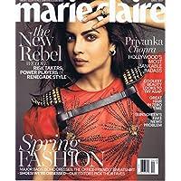 Marie Claire April 2017 小さい表紙画像