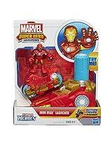 PlaySkool Marvel Deluxe Launcher Iron Man