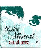 Naty Mistral en el arte
