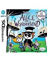 Alice in Wonderland (Nintendo DS) (NTSC)
