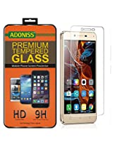 Adoniss Premium Tempered Glass Screen Protector For Lenovo Vibe K5 Plus