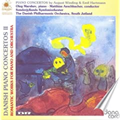 Danish Piano Concertos Vol. 2