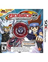 Beyblade: Evolution Collector's Edition with Wing Pegasus (Nintendo 3DS) (NTSC)
