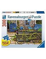 Ravensburger Vintage Bicycle Large Format Puzzle (300-Piece)