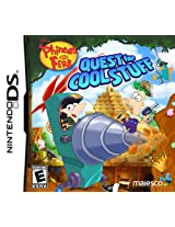 Phineas and Ferb: Quest for Cool Stuff (Nintendo DS) (NTSC)