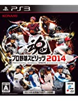 Professional Baseball Spirits (Pro Yakyu Spirits)2014 [Japan Import]