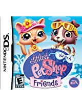 Littlest Pet Shop Friends: Beach - Nintendo DS