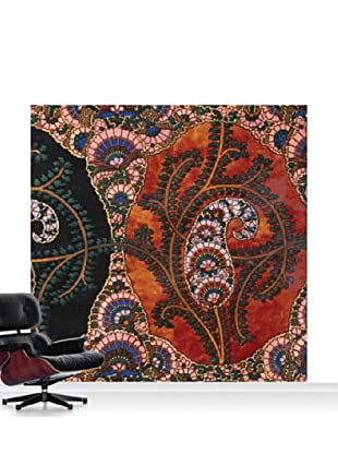 Victoria and Albert Museum Design for Printed Shawl Mural, Standard, 8' x 8'