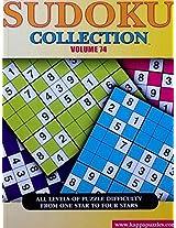 Sudoku Collection Puzzle Book Volume 74 ~ Including Kakuro (Cross Sums)